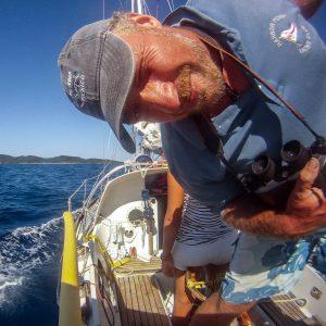 Hinnerk Weiler, Segeljournalist, Yachtfotograf und Abenteurer